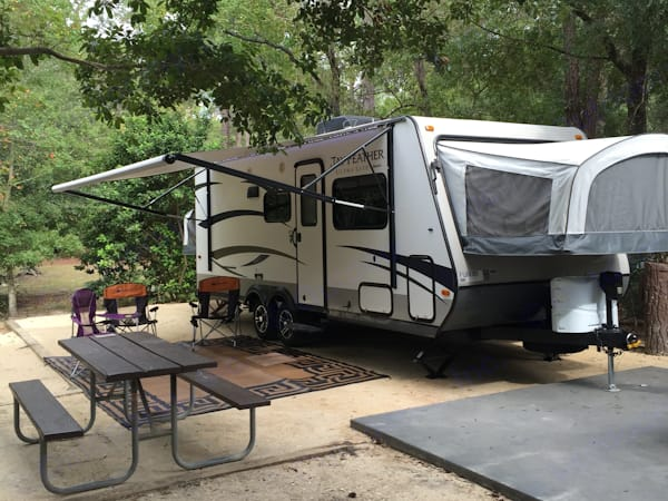 Jayco Jay Feather Ultra Lite Camper #31 2015