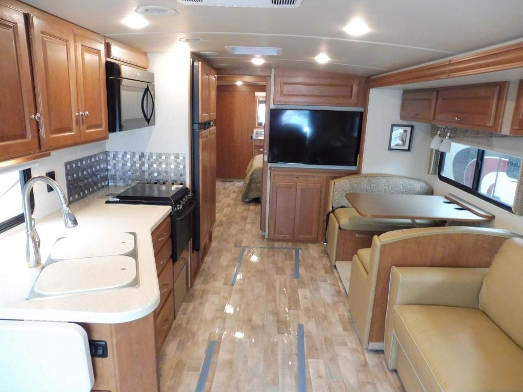 Winnebago Vista 2016