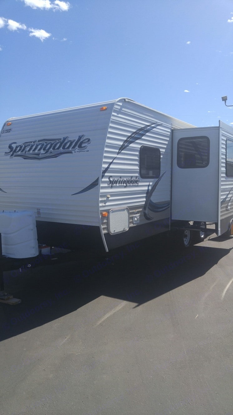 Keystone Springdale 2013