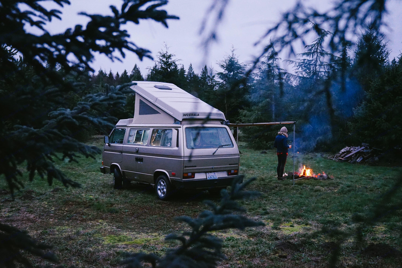 Volkswagen Vanagon 1986