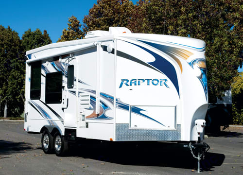 Keystone Raptor 2011