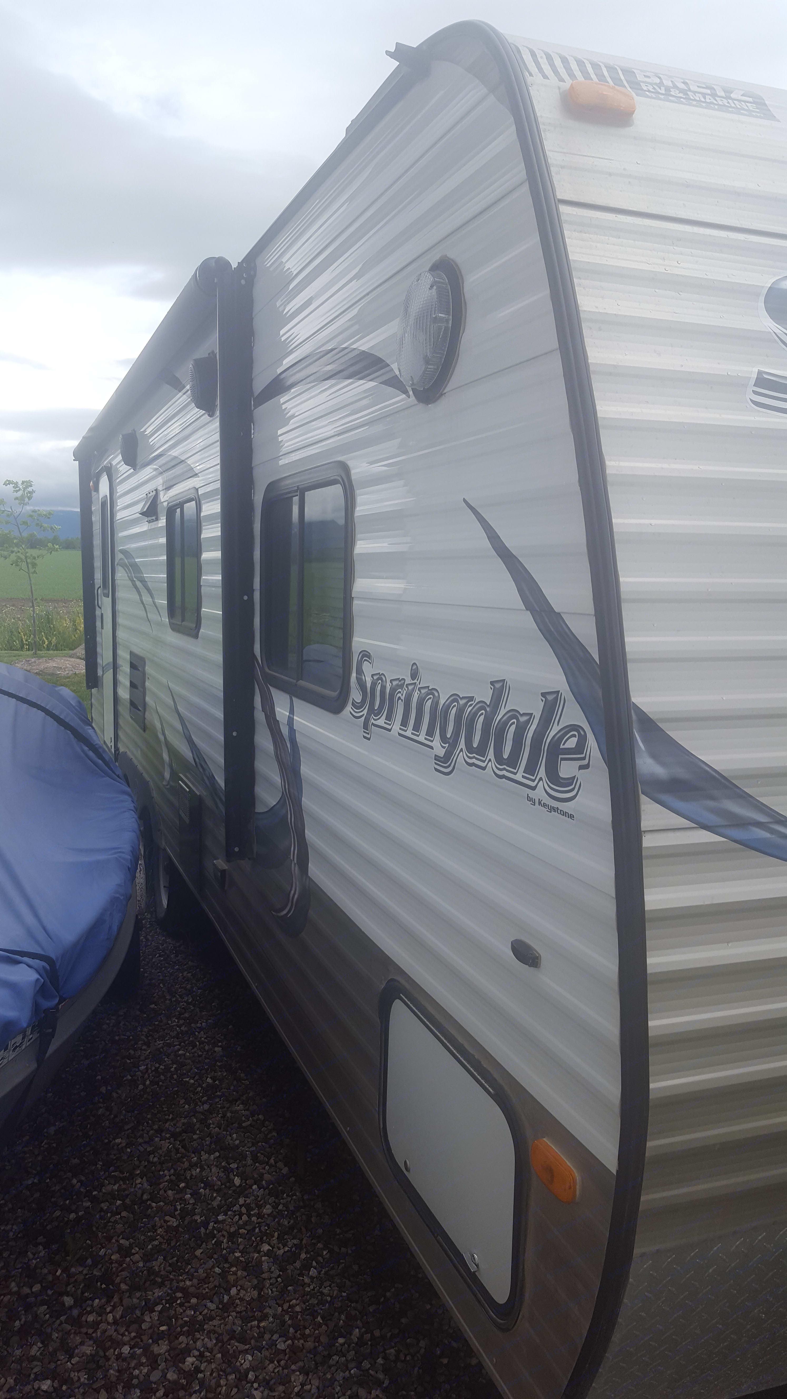 Keystone Springdale 2014