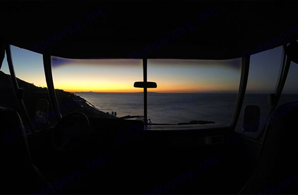 This could be your view in the morning!. Airstream Other 1984