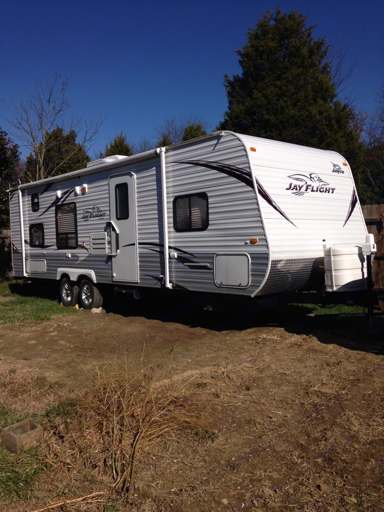 Jayco Jay Flight 2012