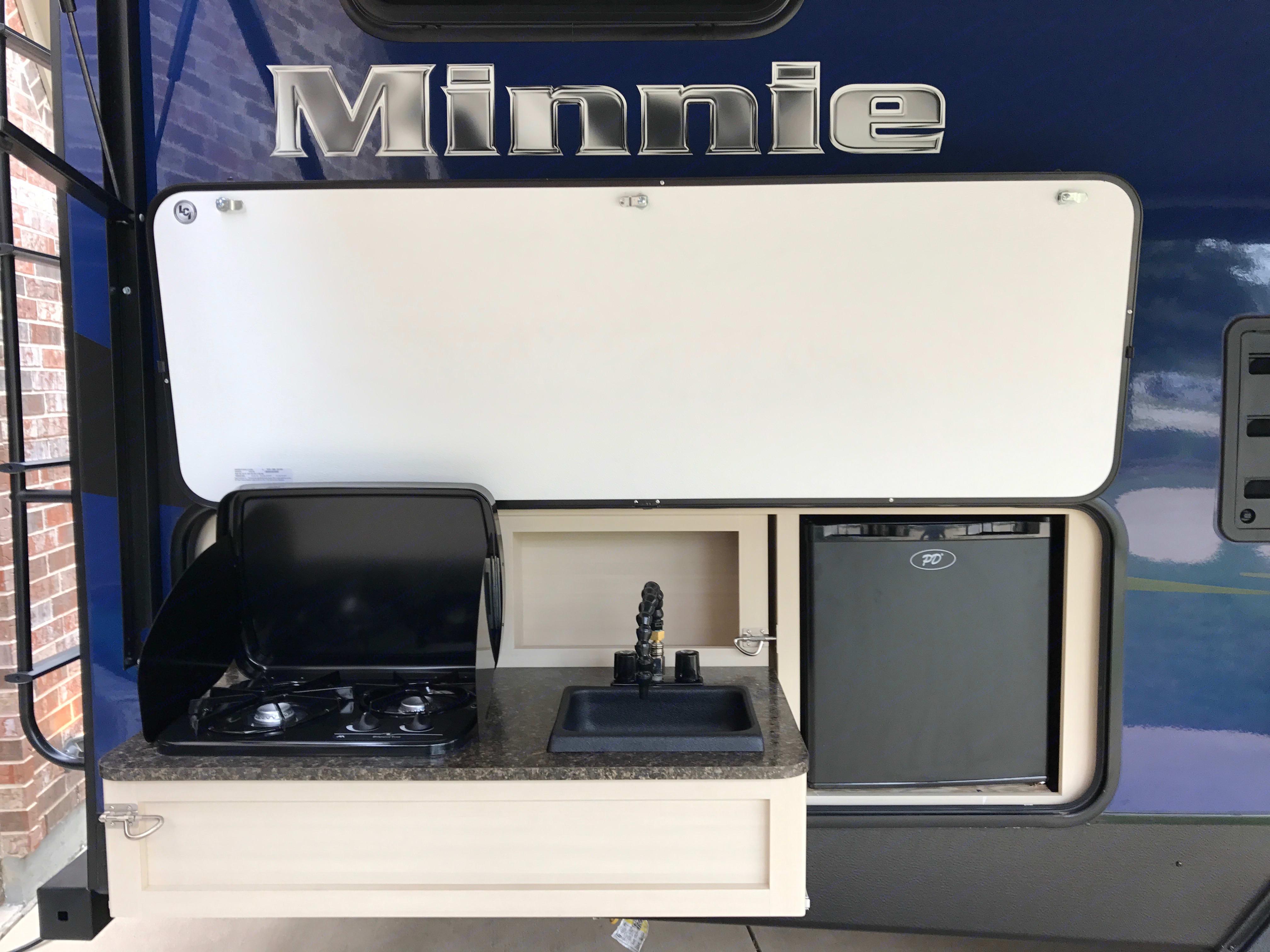 Winnebago Minnie 2017