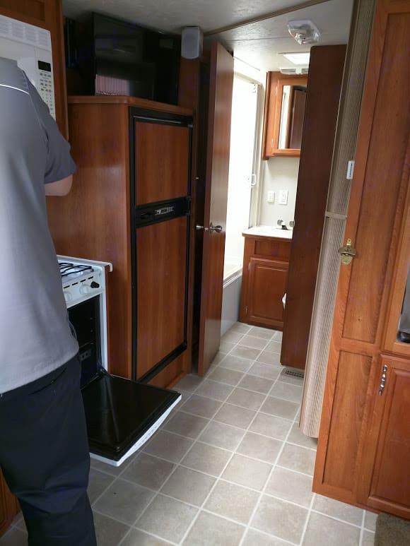 Komfort Trailblazer 2006