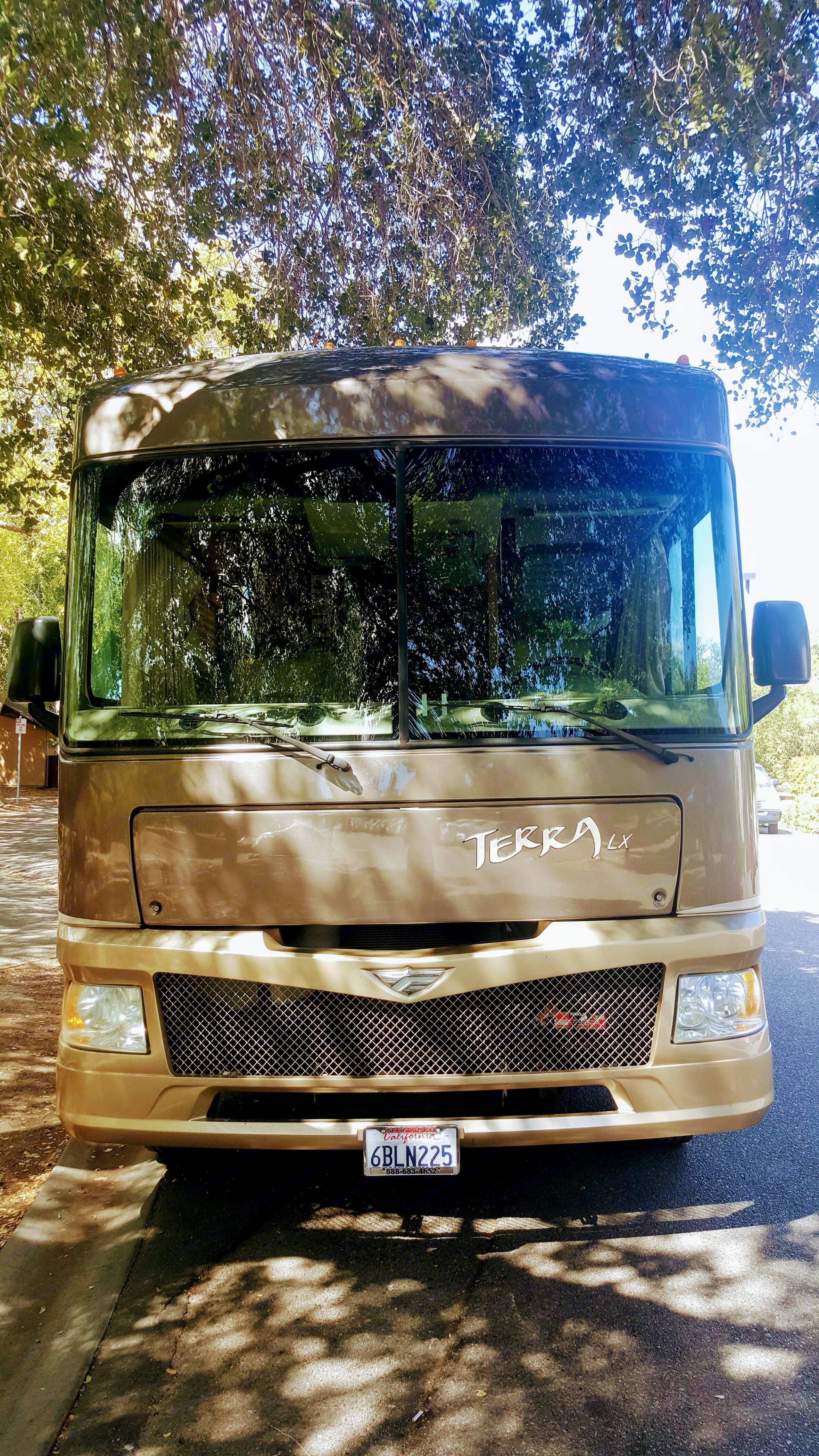 Fleetwood Terra 2008