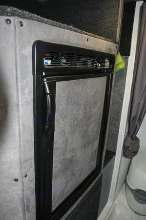 Fridge. Mercedes-Benz Sprinter 2014