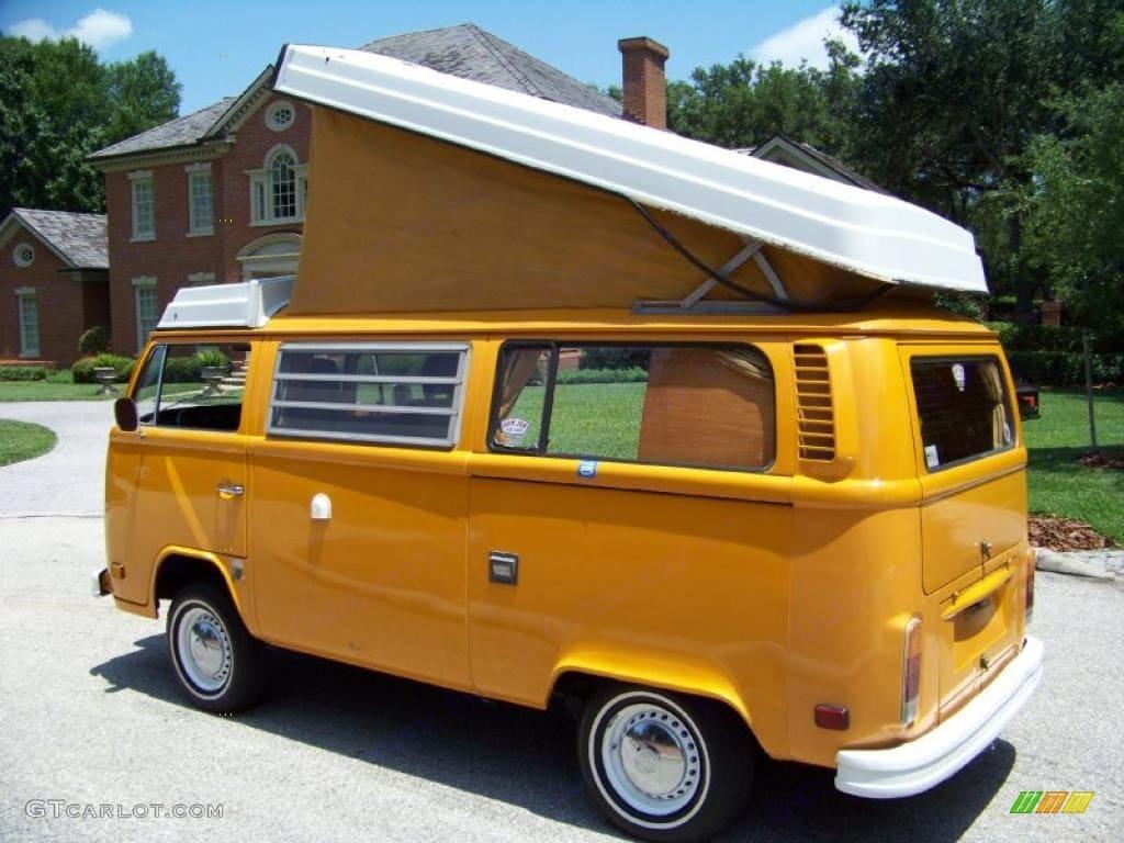 Volkswagen Westfalia 1977