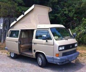 Volkswagen Vanagon 1989