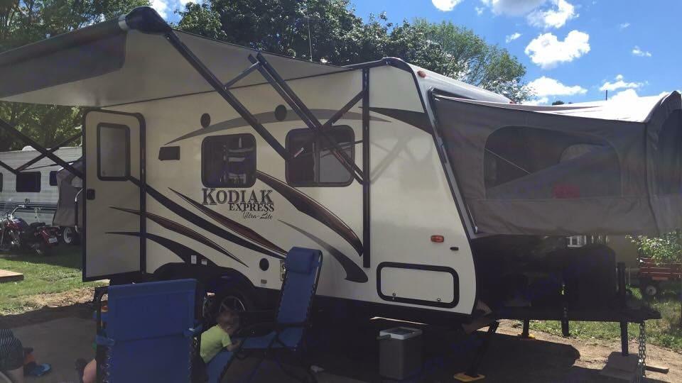 Dutchmen Kodiak 2016