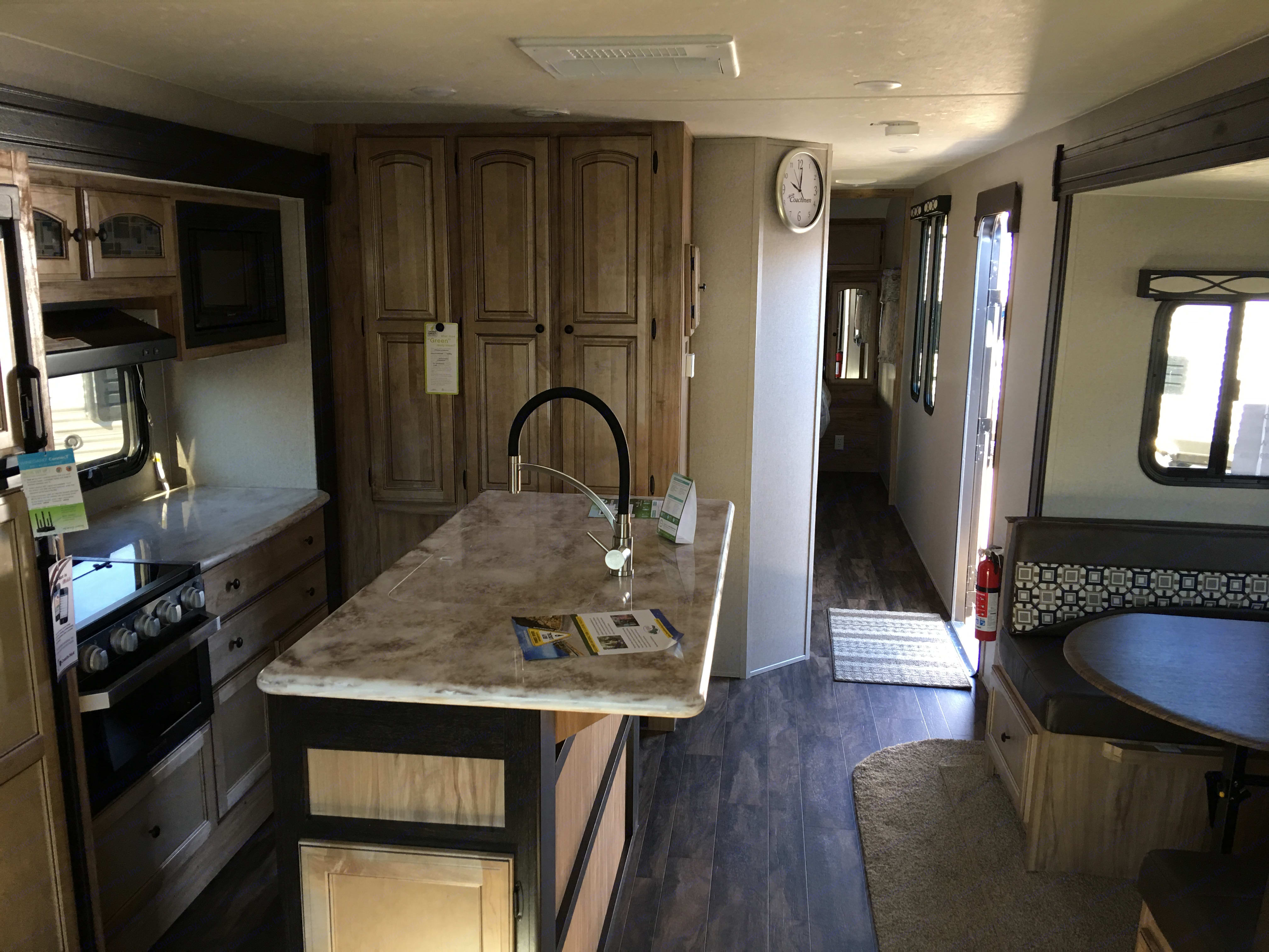 more to come after adding but currently brand new . Coachmen coachman 2018