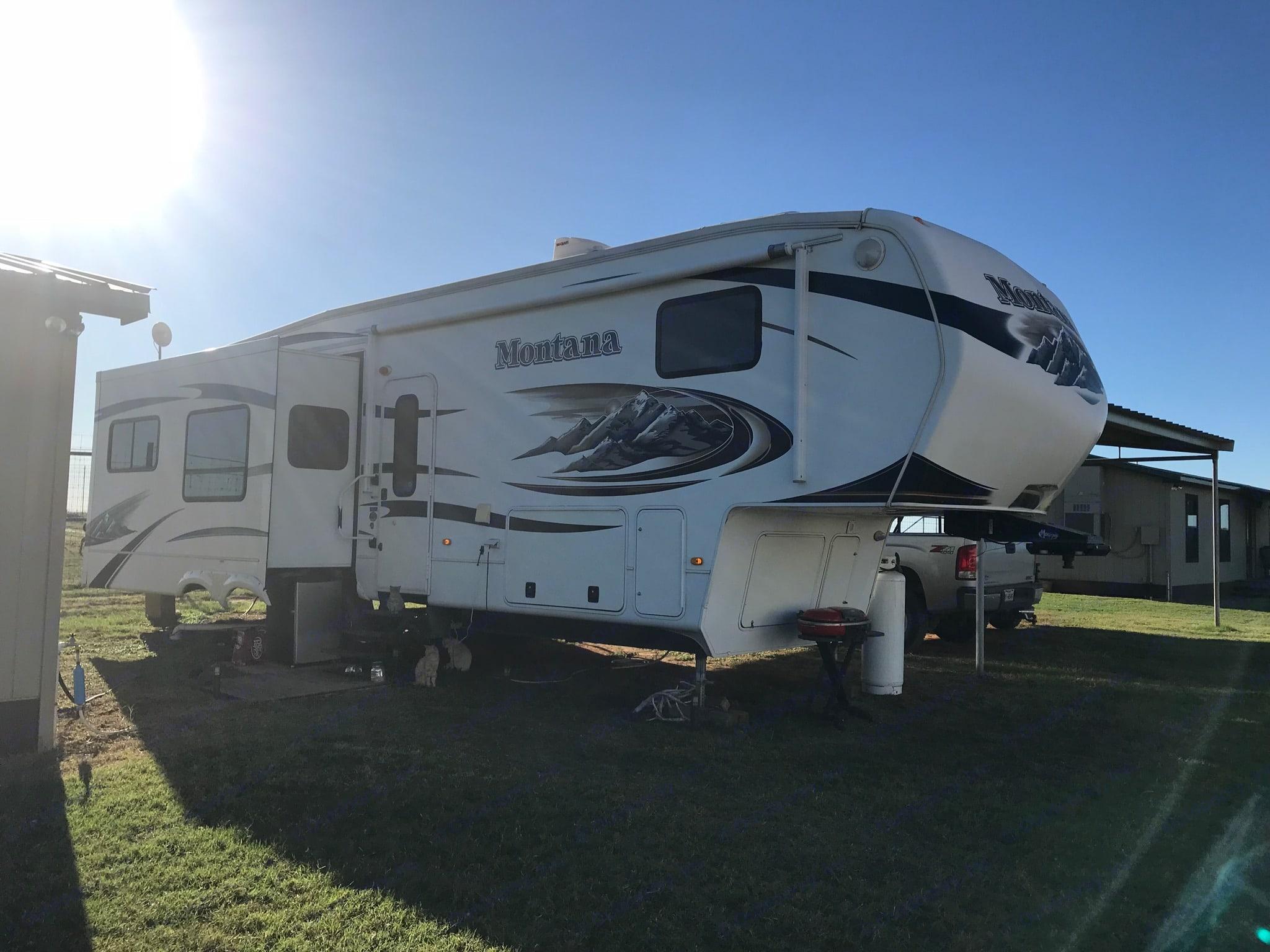 Keystone Montana 2011