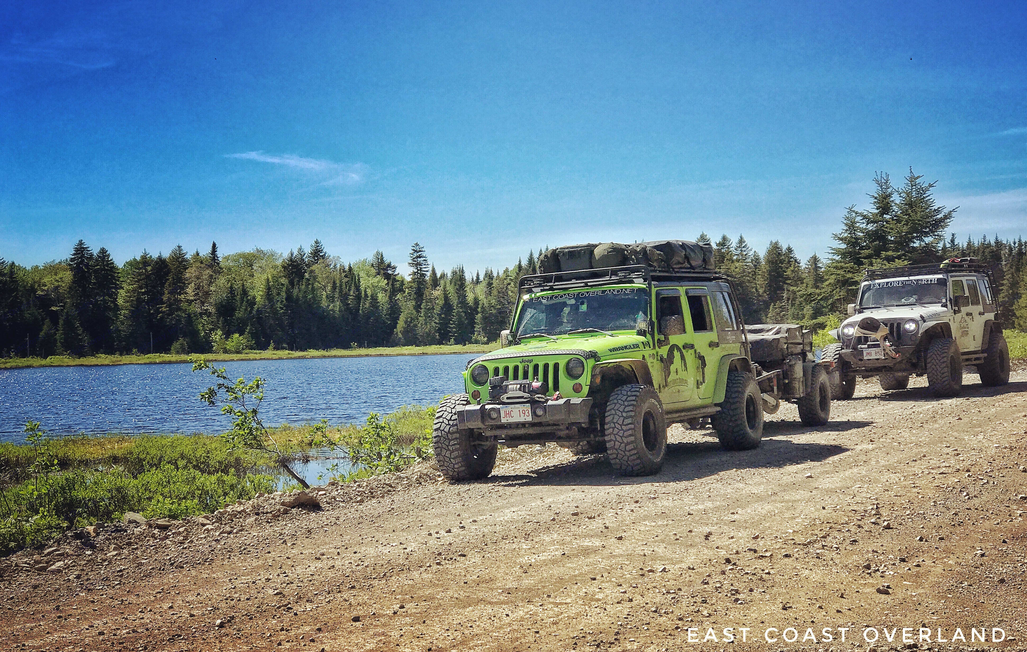 North Bound Expeditions X1 2017