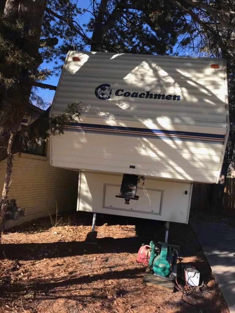 Coachmen Catalina 1989