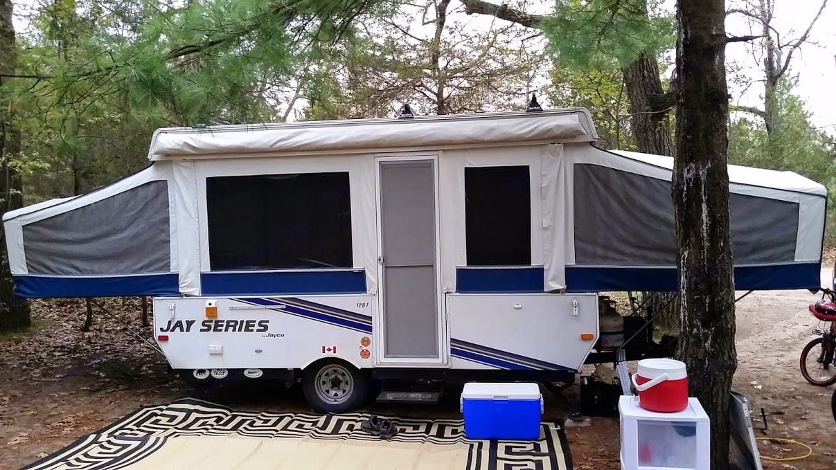 Outside View.. Jayco Jay Series 2008