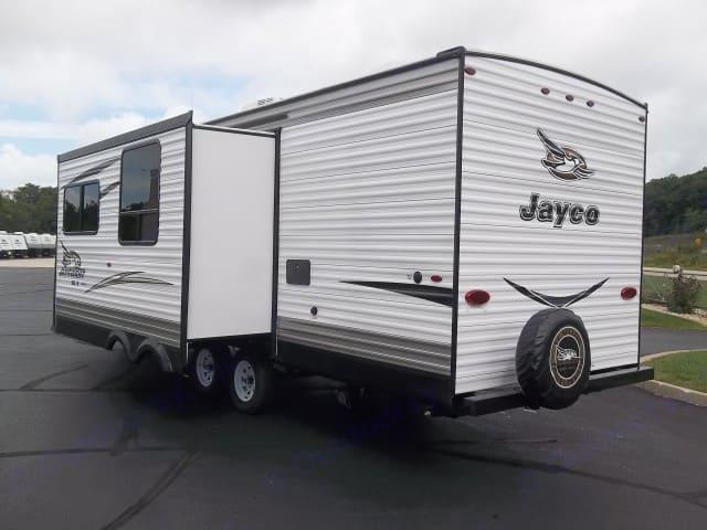 Jayco Flight SLX 267BHS 2018