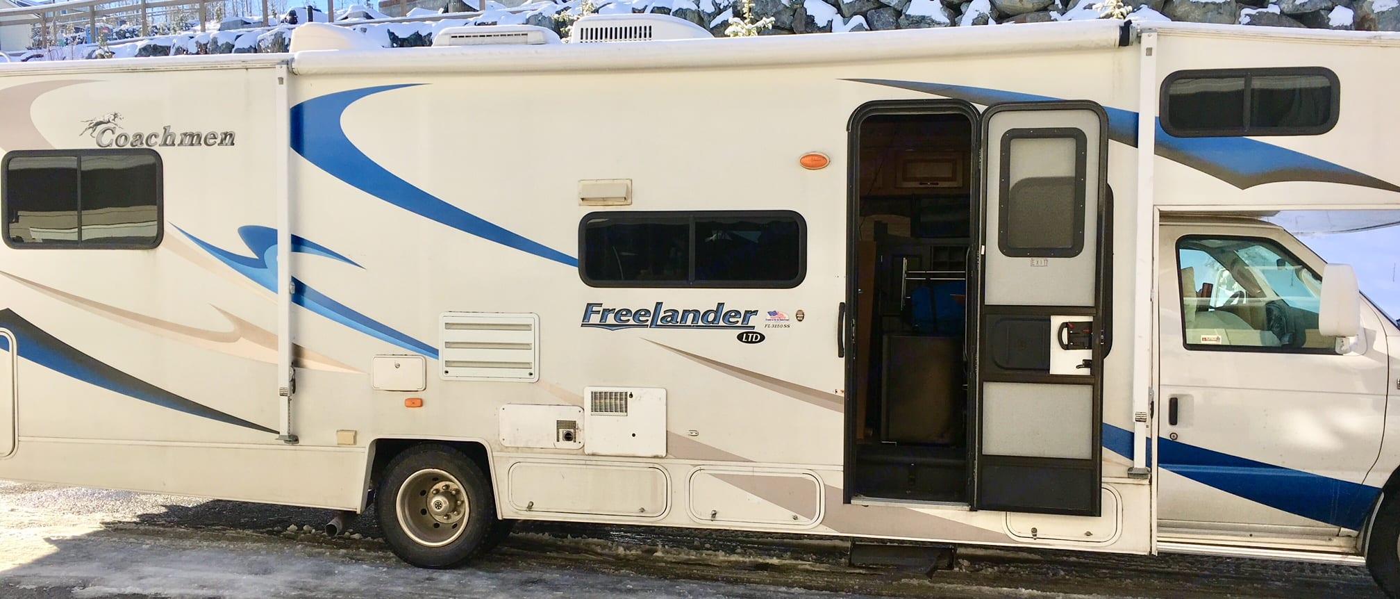 Coachmen Freelander 2007