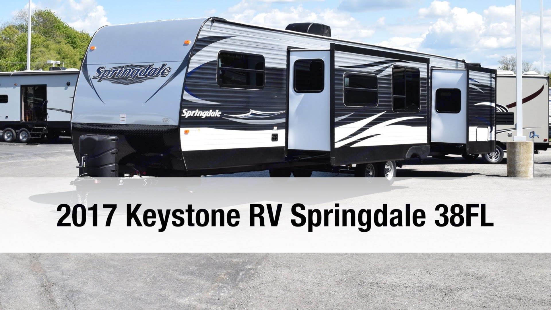 Keystone Springdale 2016