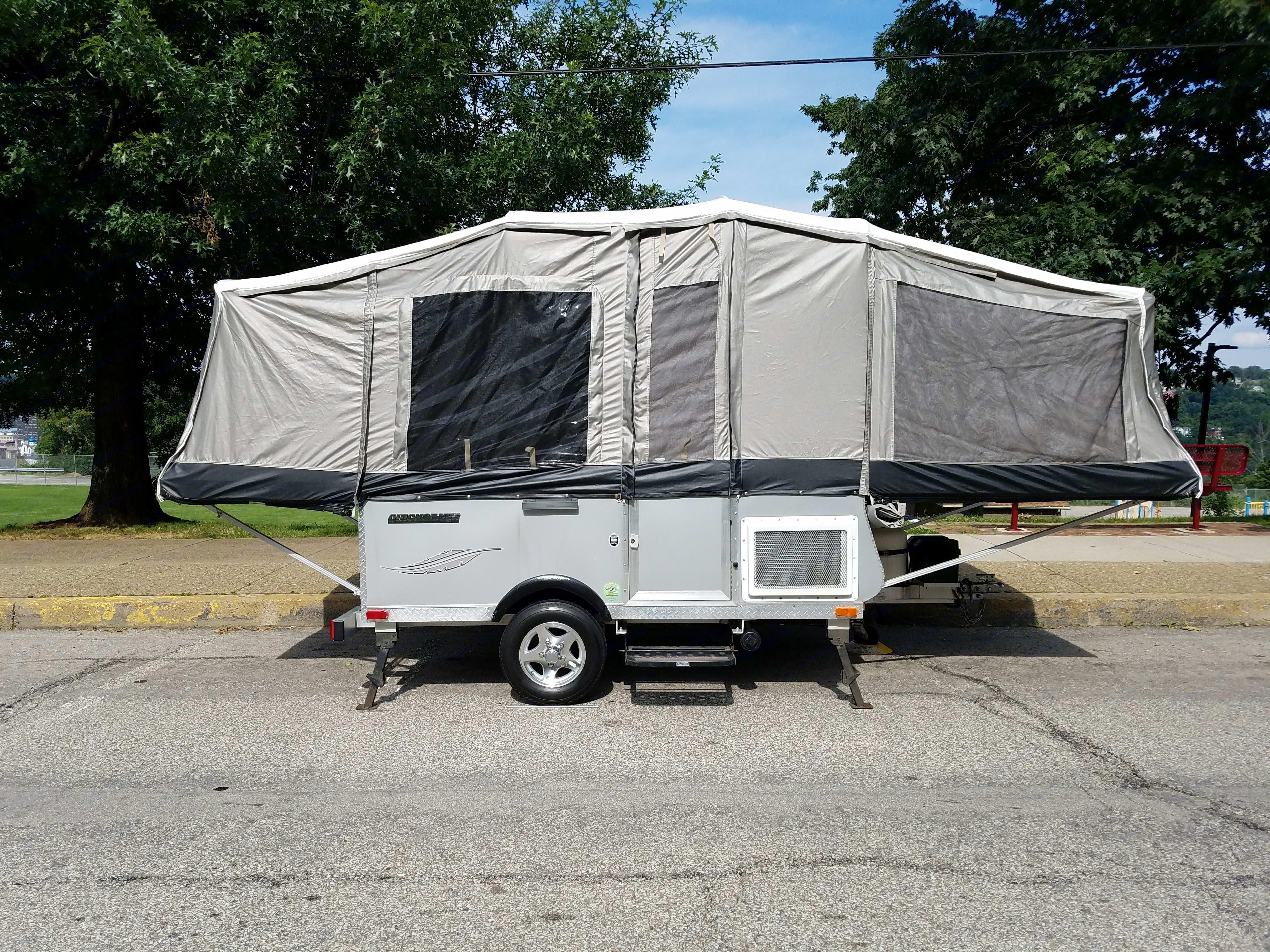 Livin' Lite Quicksilver 8 . 1 Automotive Camper 2013