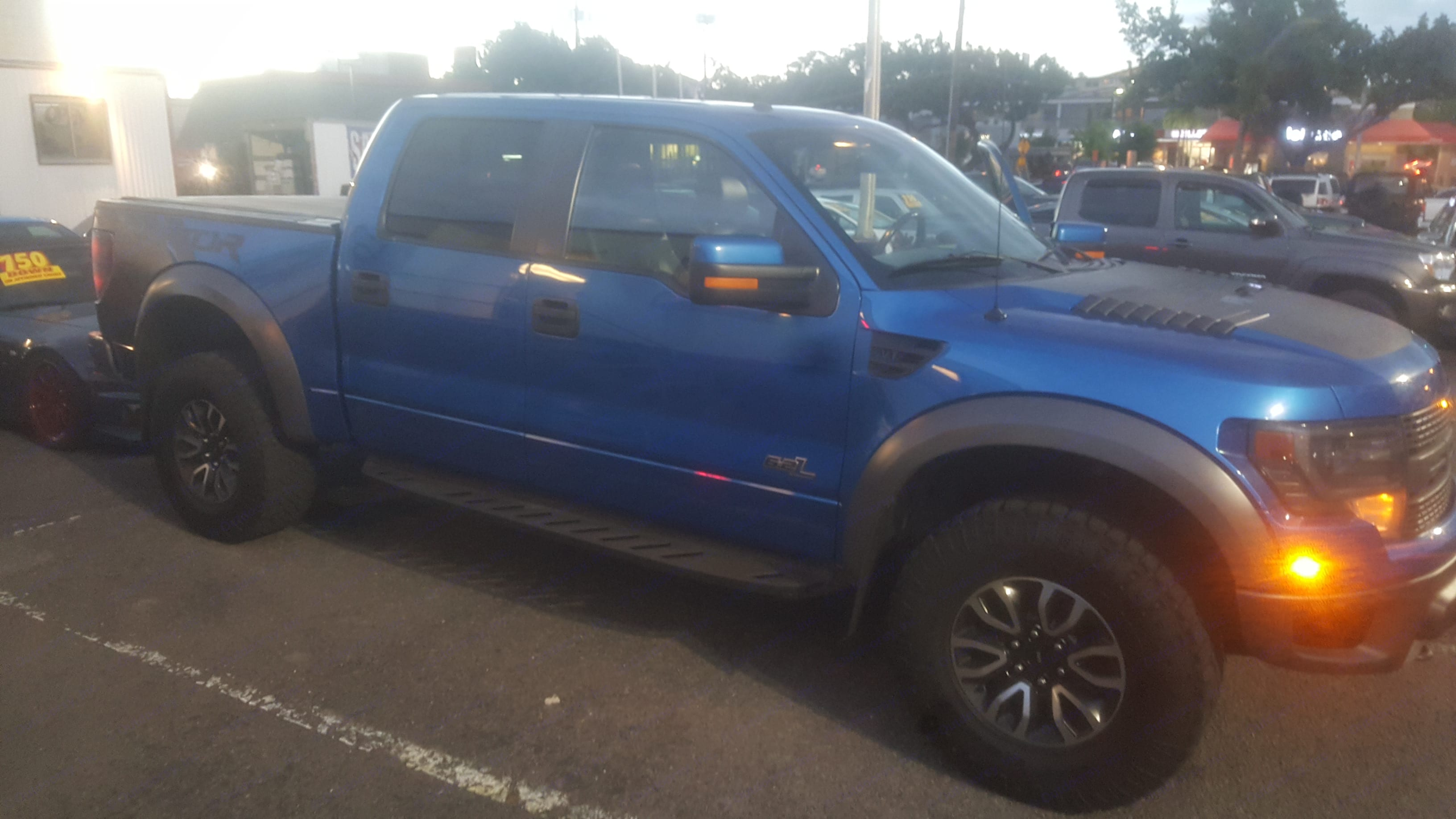 Ford Ford F150 2013
