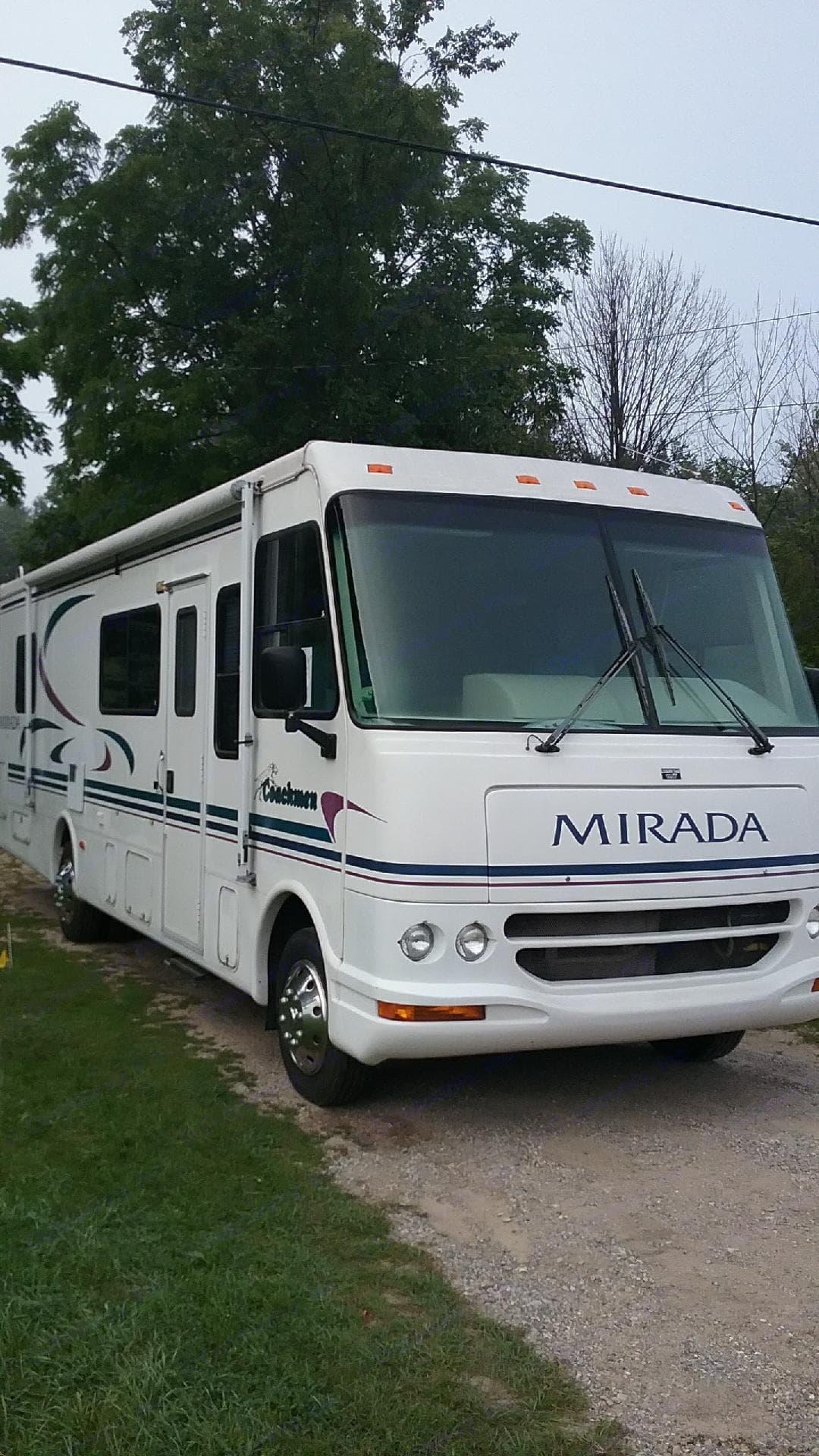 The Motor Home.. Coachmen Mirada 1999