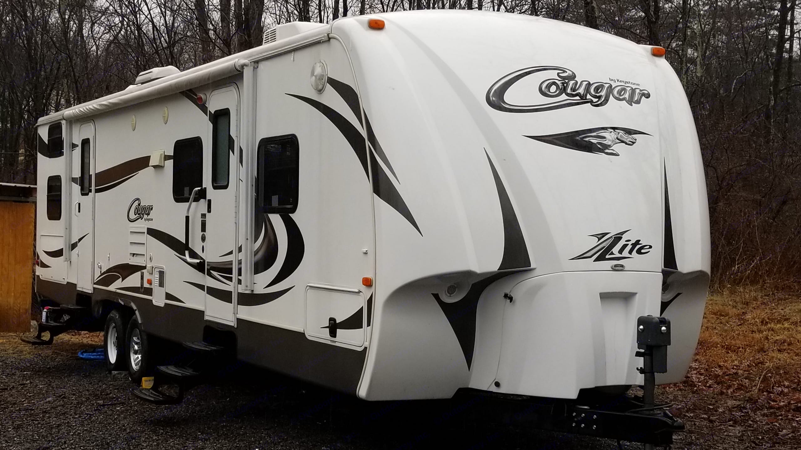 Keystone Cougar Xlite 2013