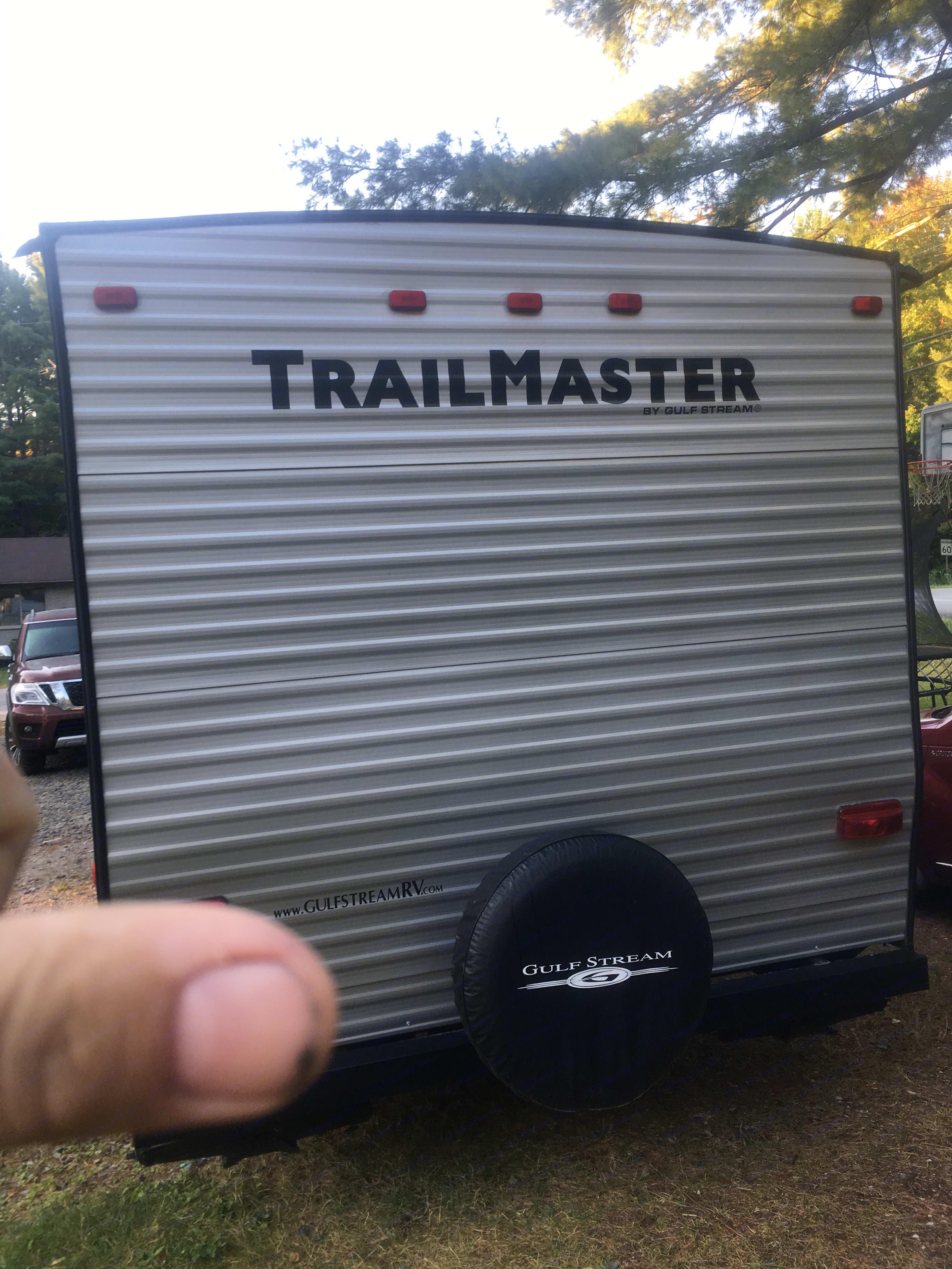 Gulf Stream Trailmaster 2014