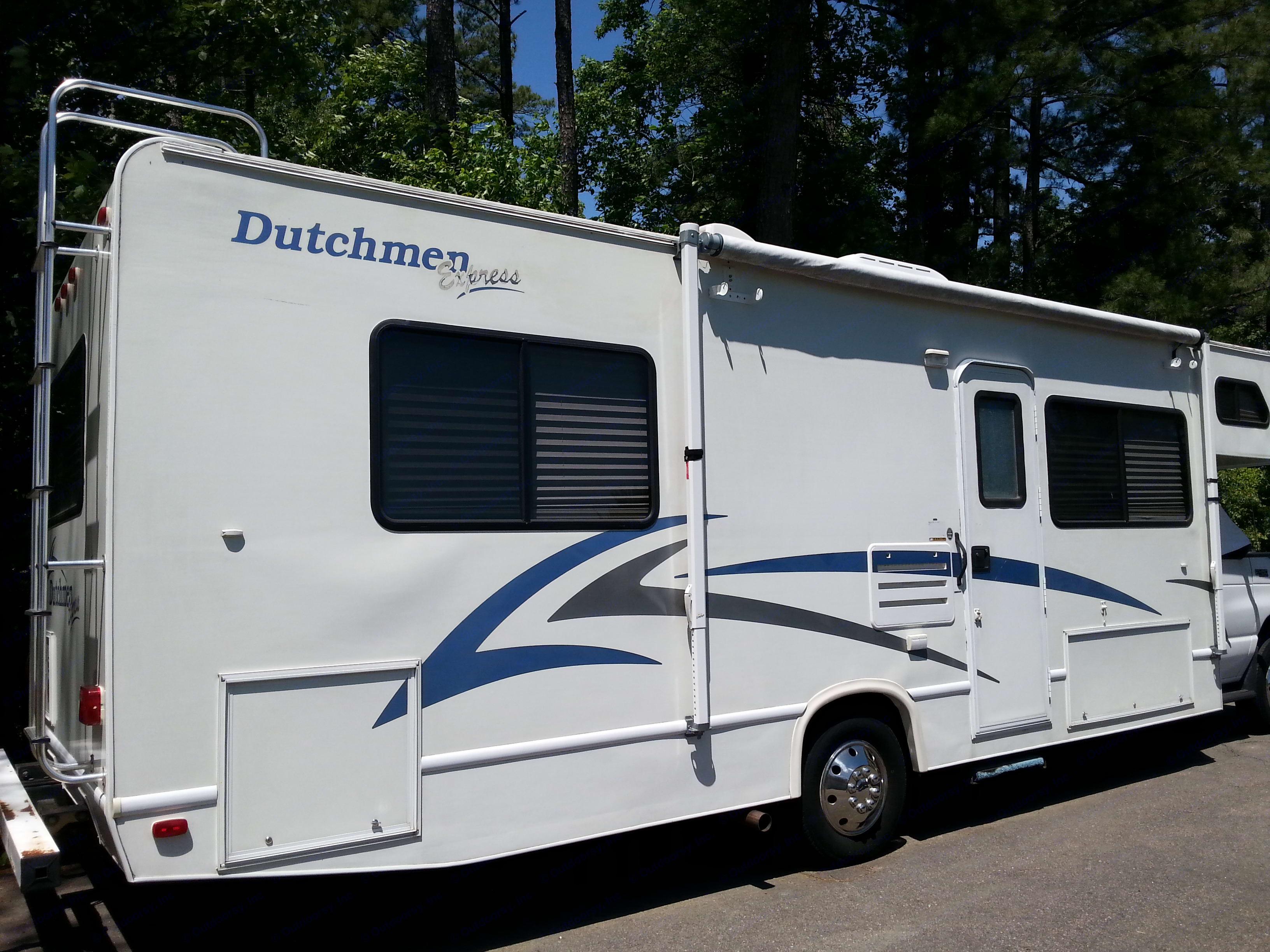 Dutchmen Ford E450 2004