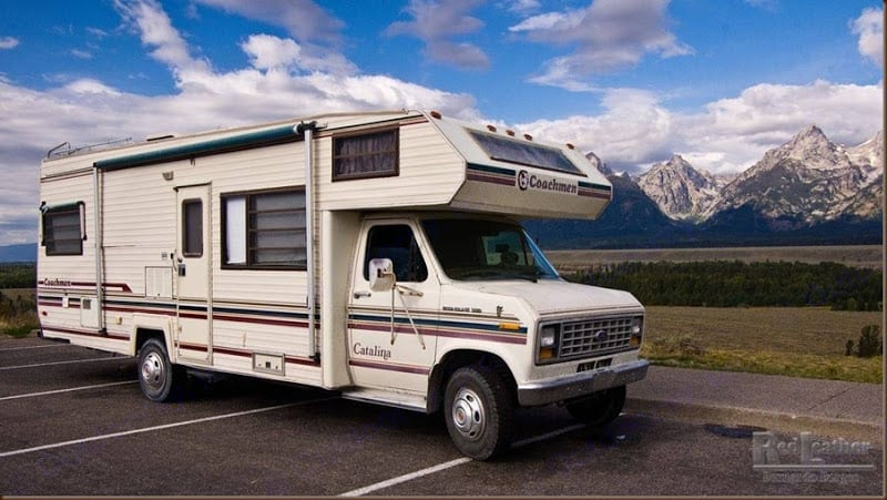 Ford Coachman 1988