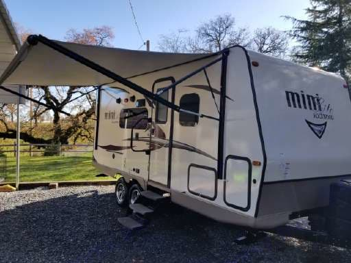 Forest River Rockwood Mini Lite 2016