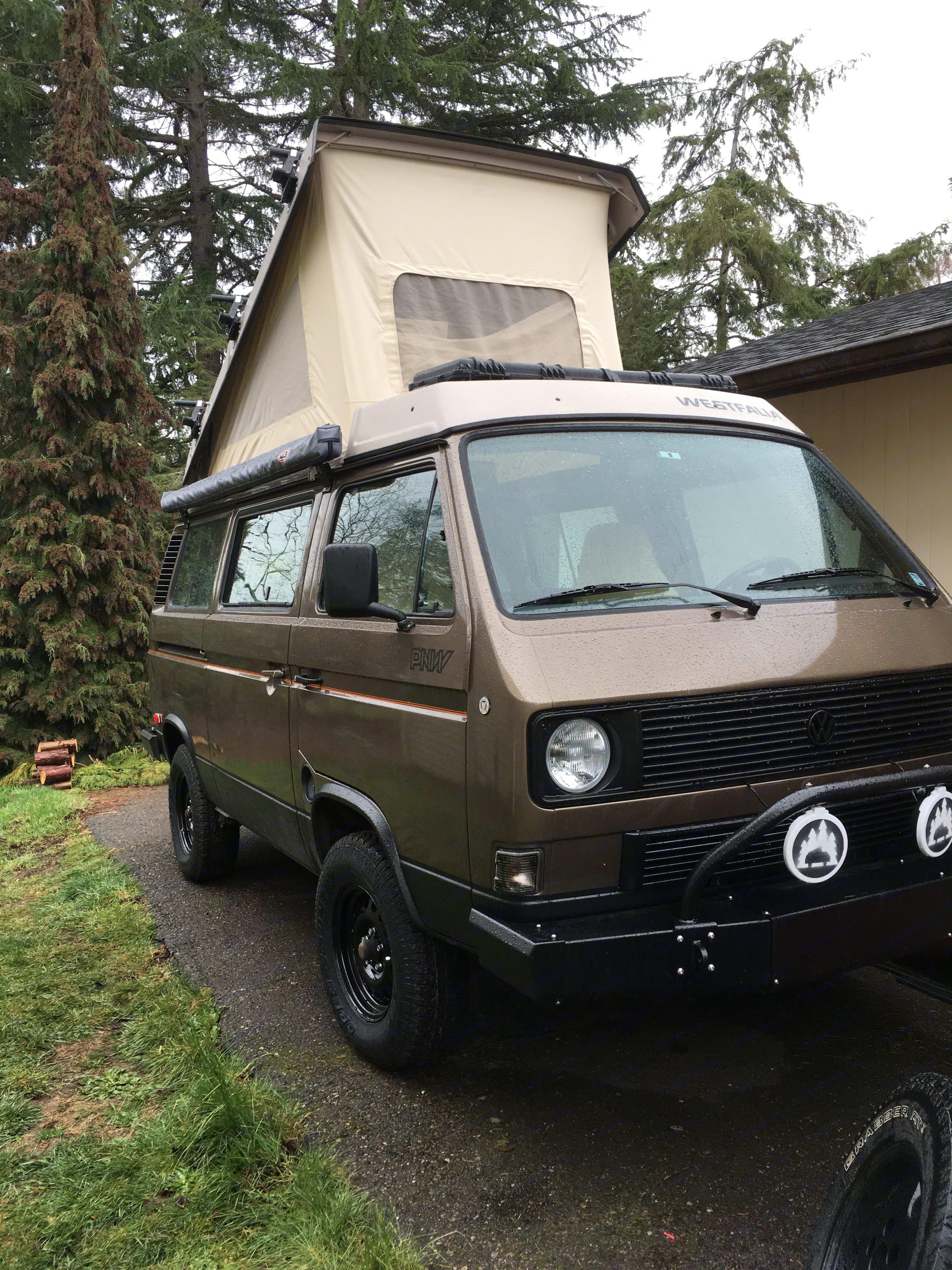 Volkswagen Vanagon 1985
