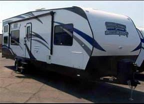 Pacific Coachworks Sandsport 2013