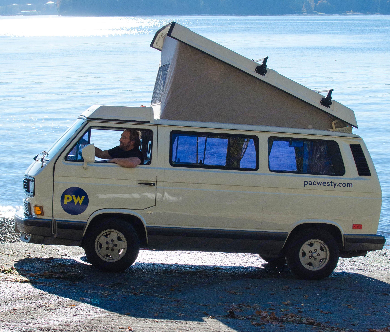 Volkswagen Weekender 1984