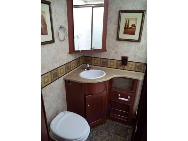 Bathroom . Winnebago Other 2010