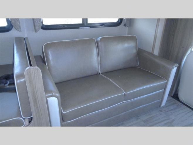 folds into a bed. Entegra Coach Other 2019