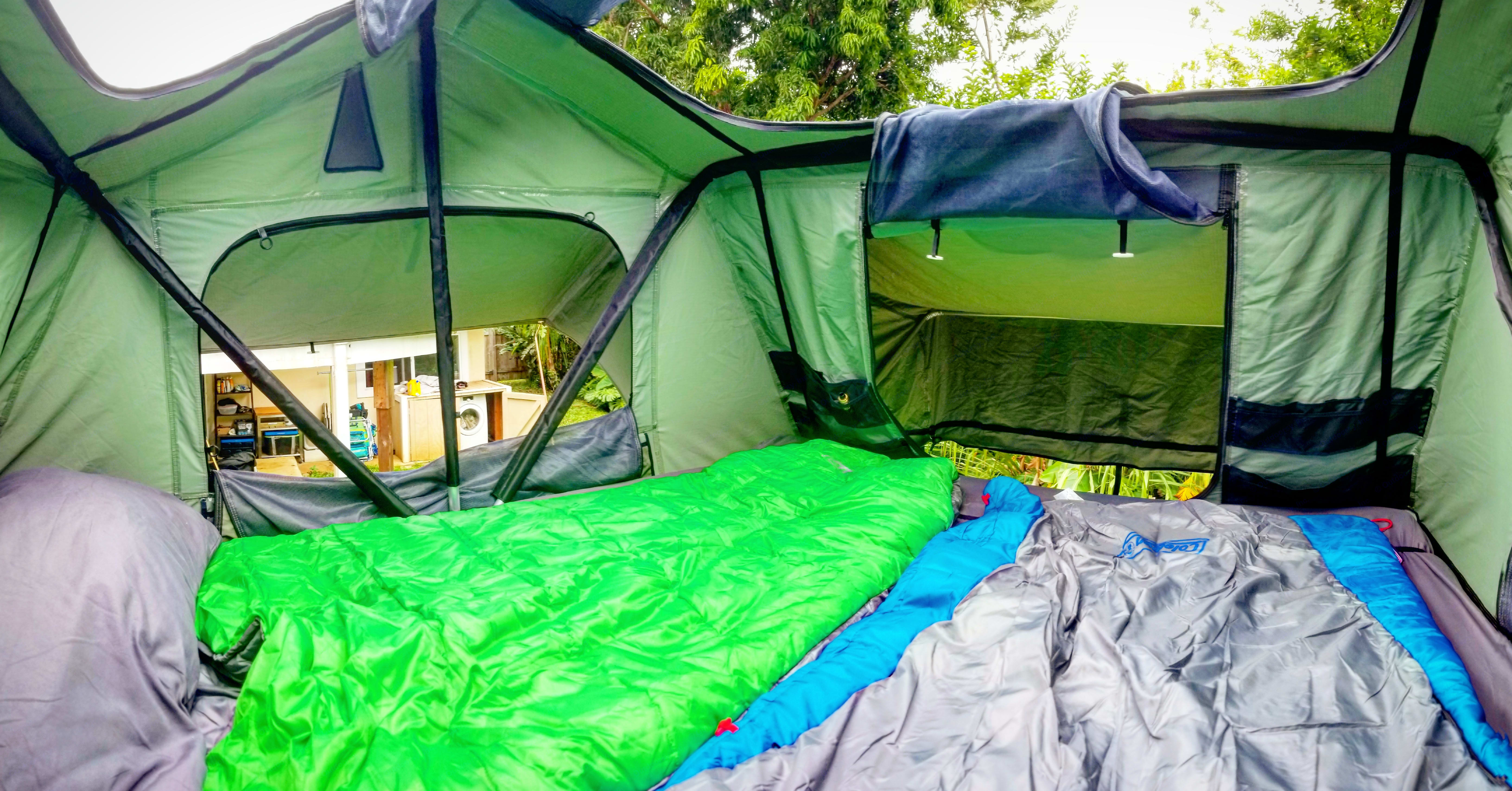 Tepui Rooftop Tent Toyota 4Runner TRD PRO 2016