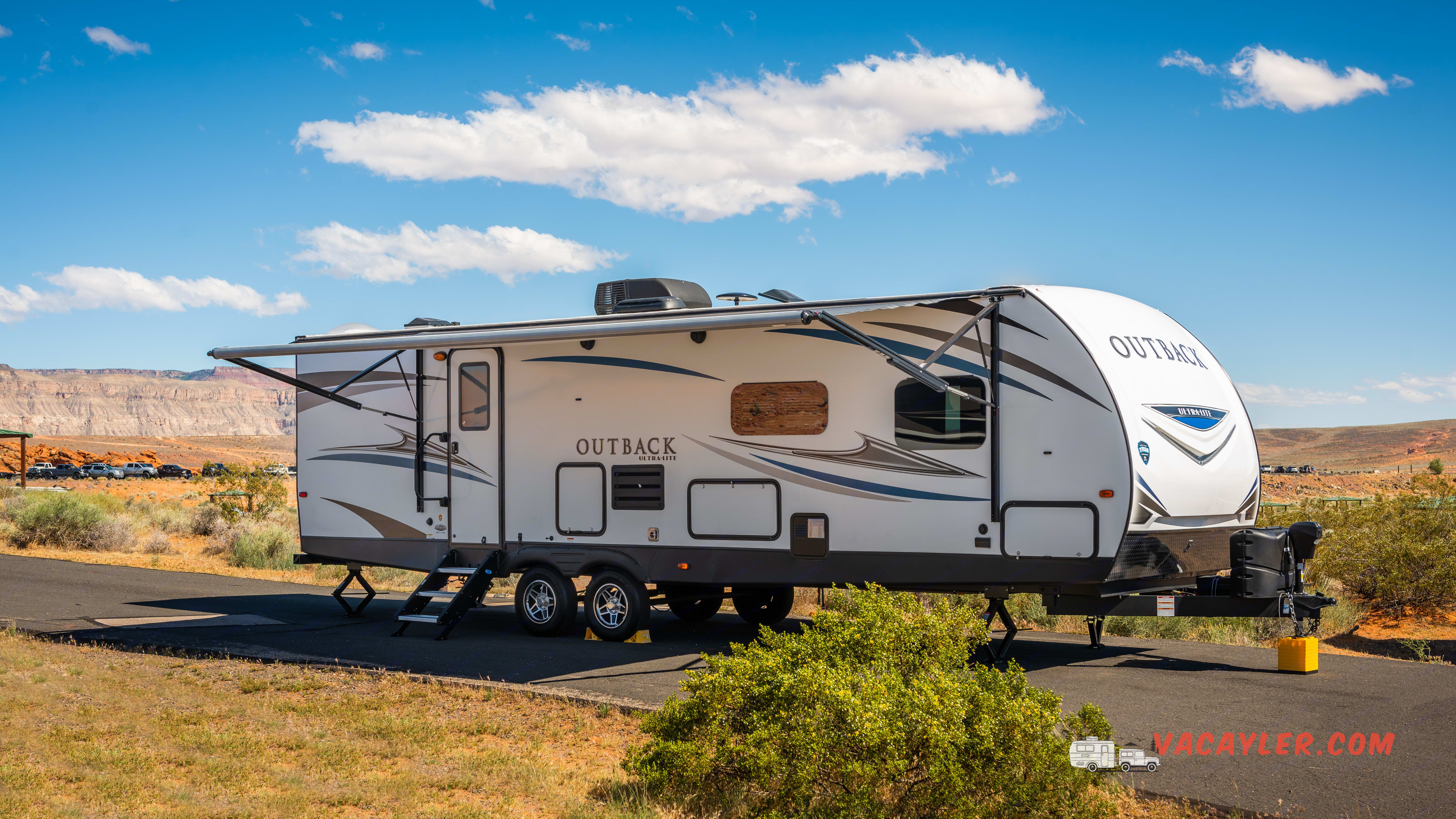 ActualTrailer. Keystone Outback290UBH 2018