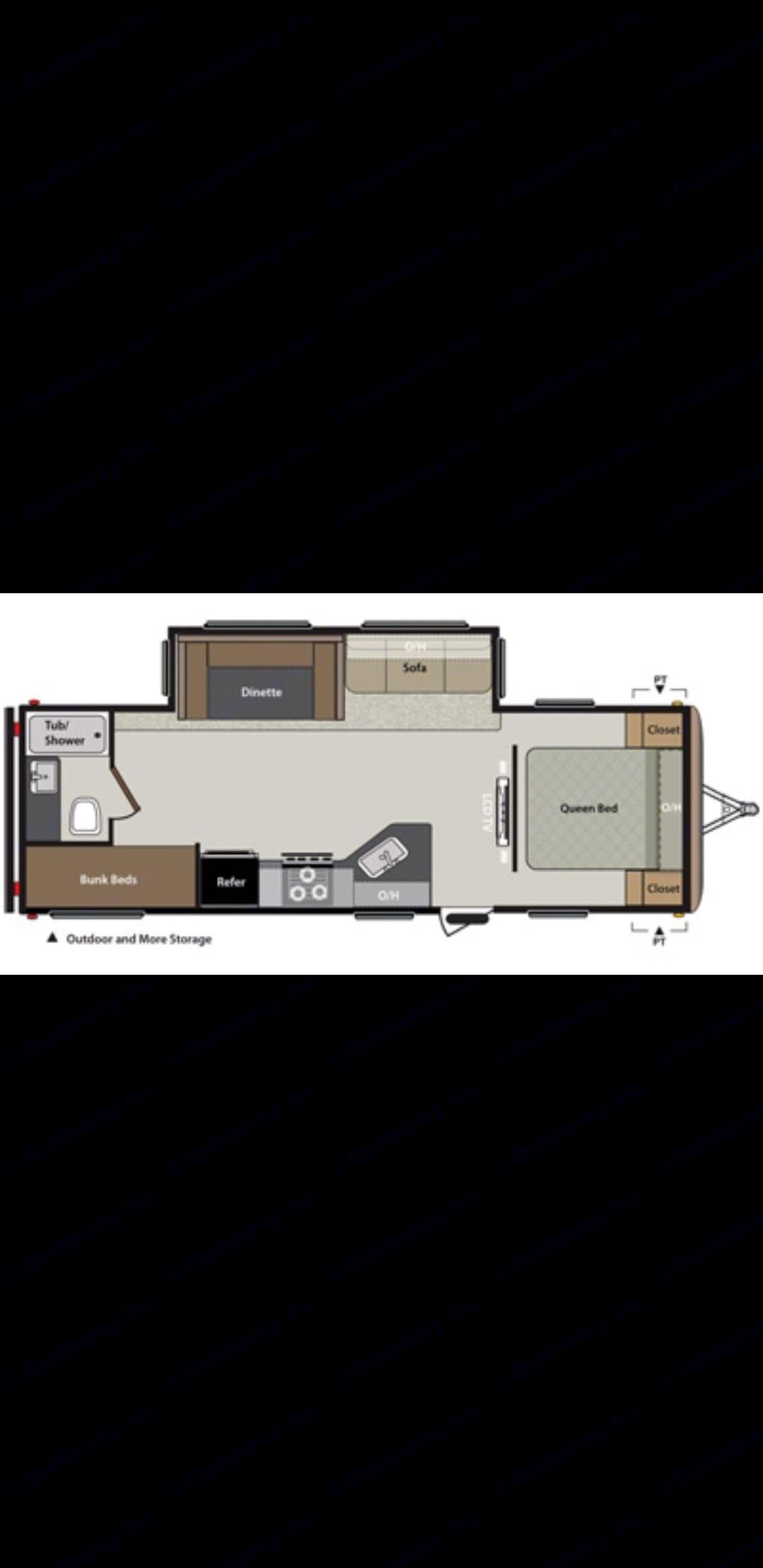 Floorplan layout . Keystone Springdale 2015