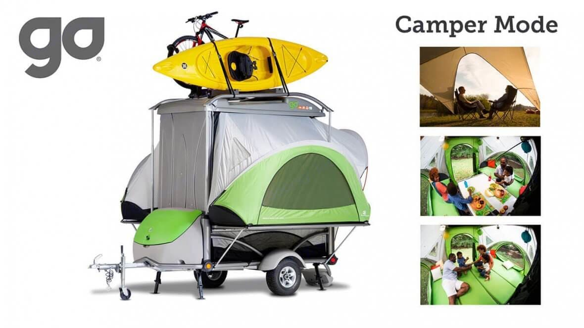 More photos of our unit will be added soon but all of these options from this stock photo are available on our unit, and more!. SylvanSport GO 2015