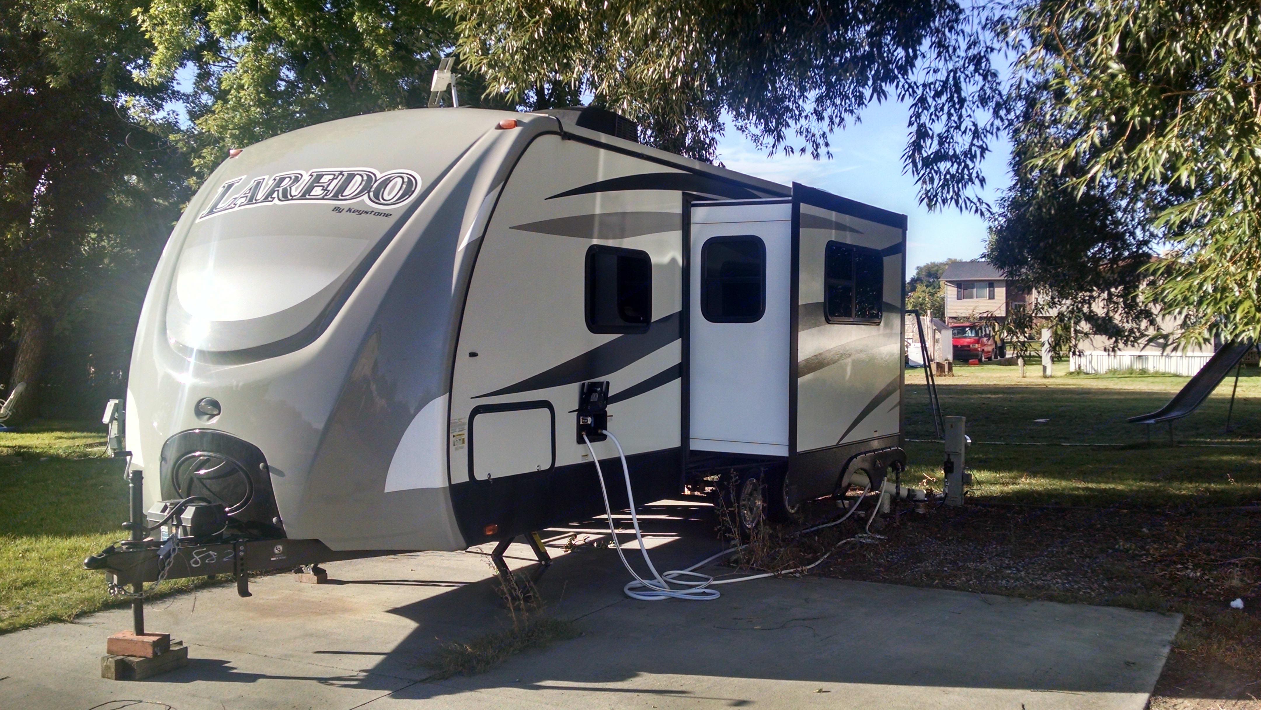 Keystone Laredo 2015