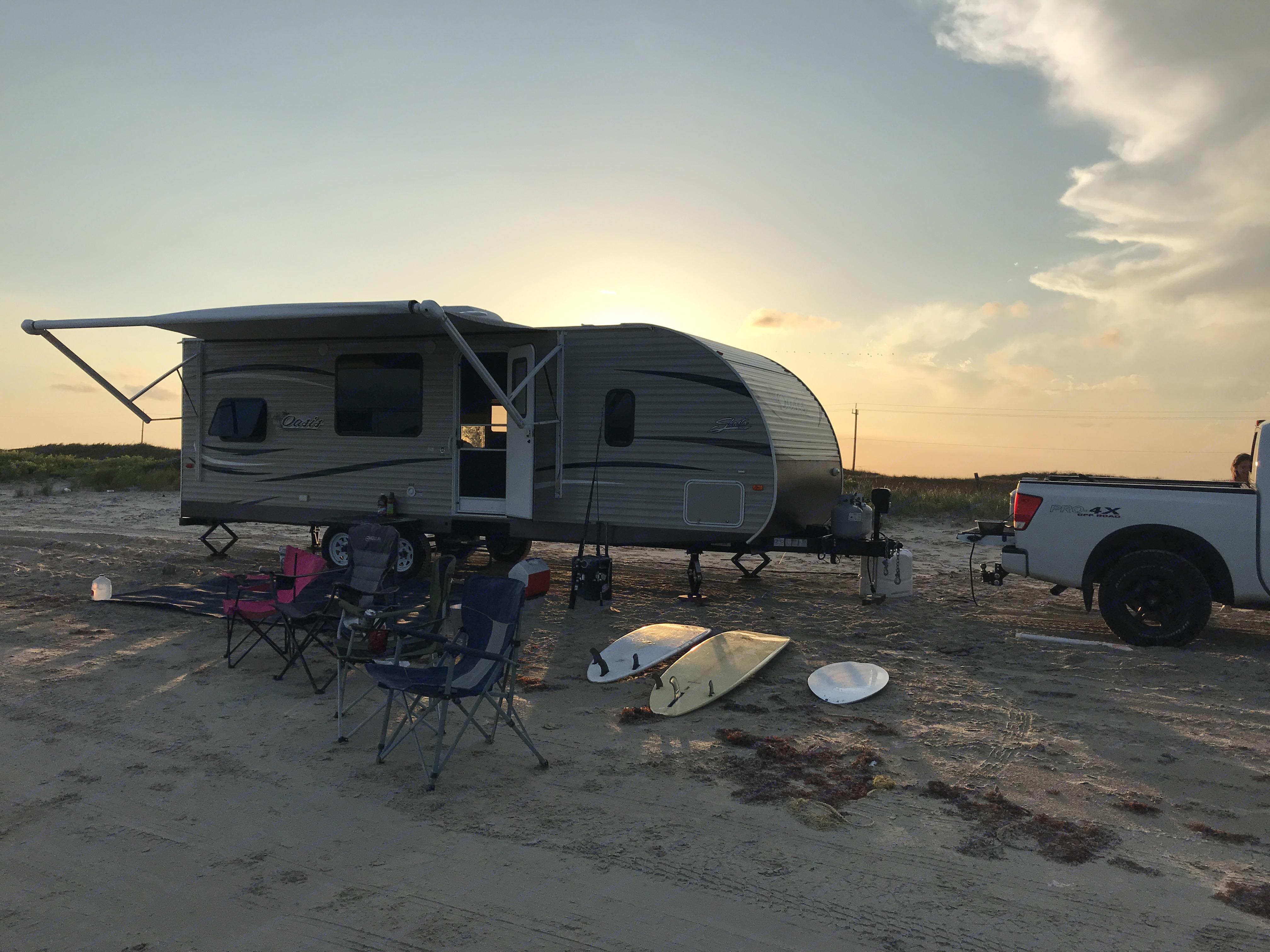Shasta Oasis 2018