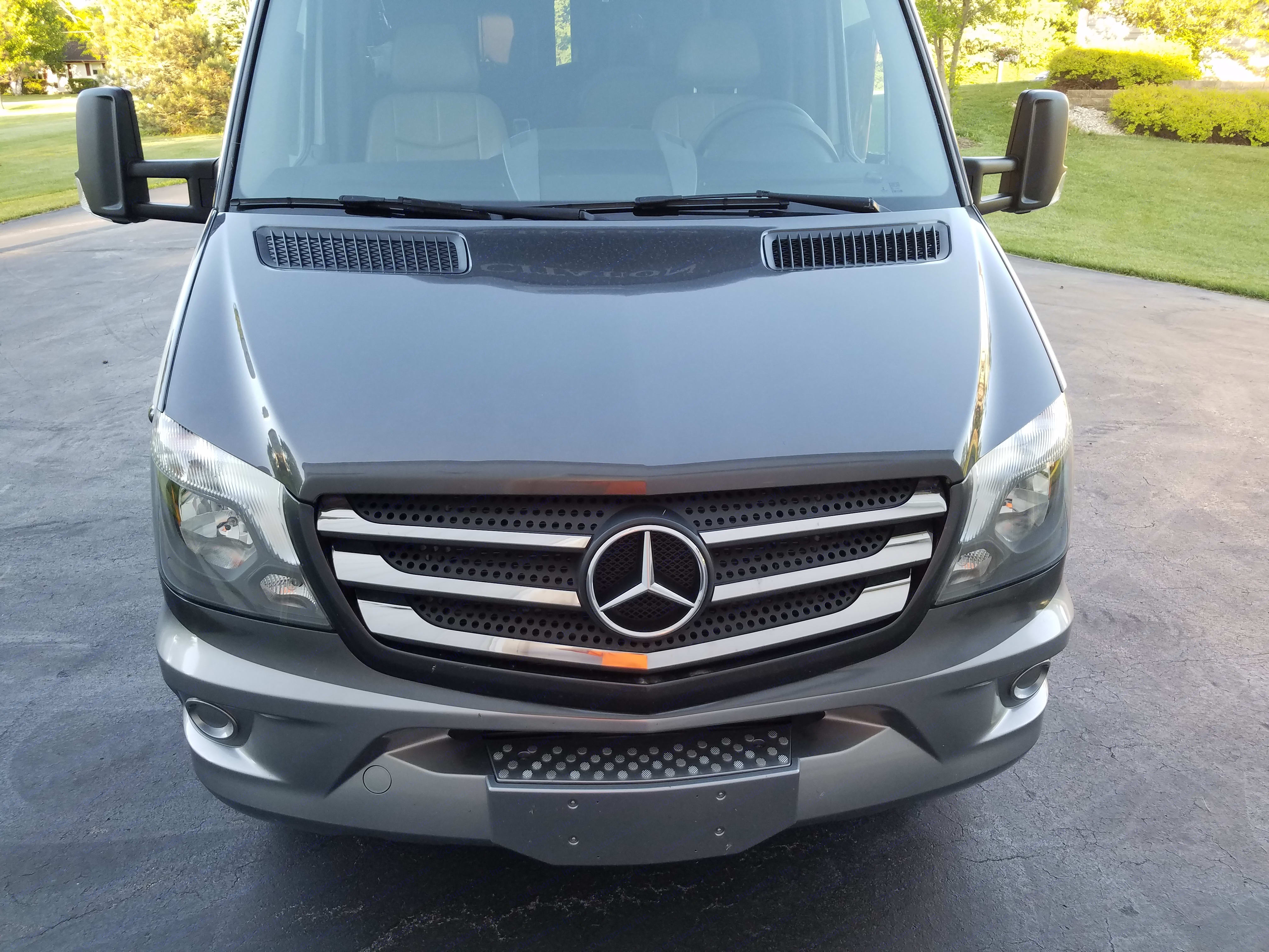 Mercedes diesel. . Thor Motor Coach Chateau Citation 2018