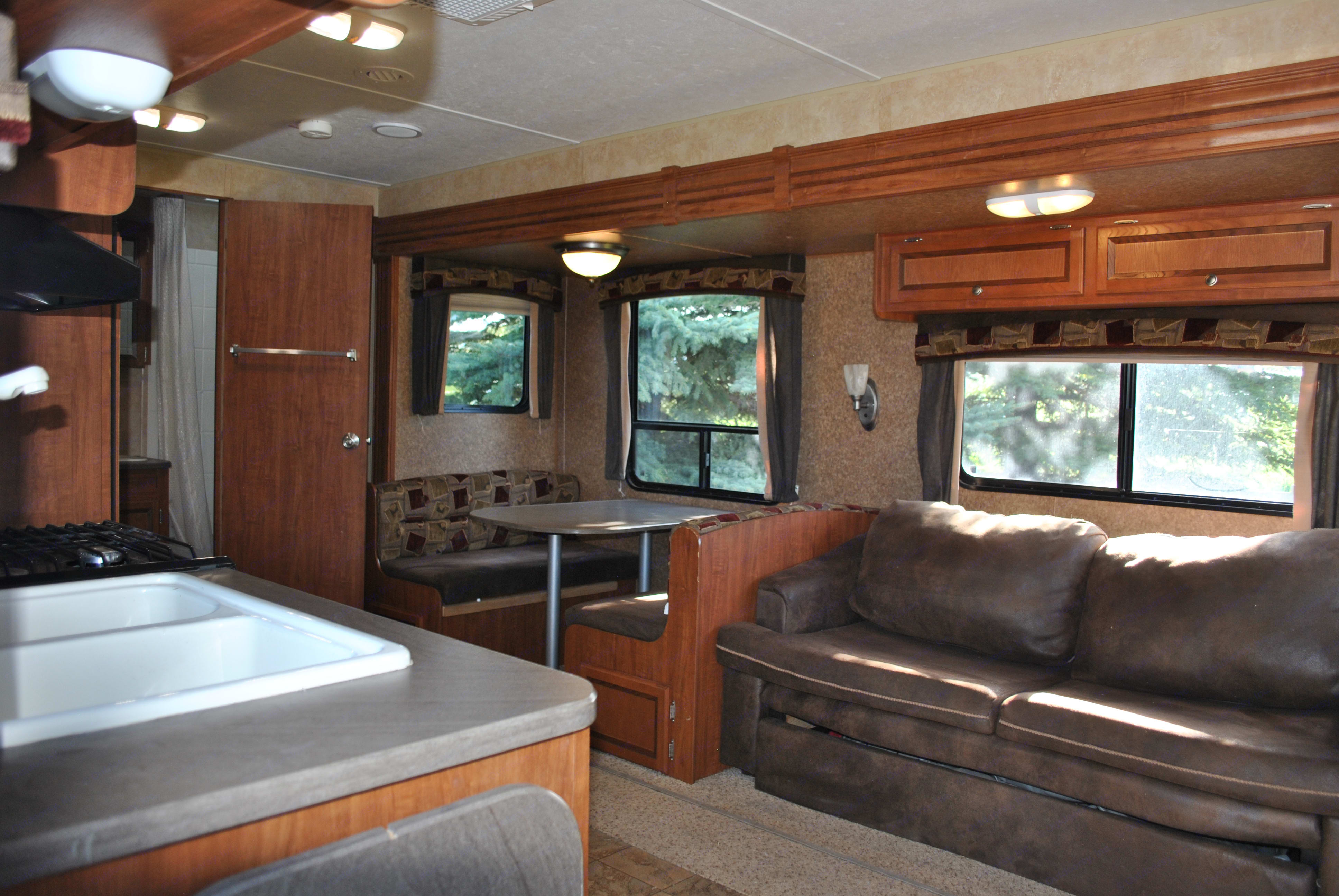 Spacious living area.. Jayco Jay Flight 2012
