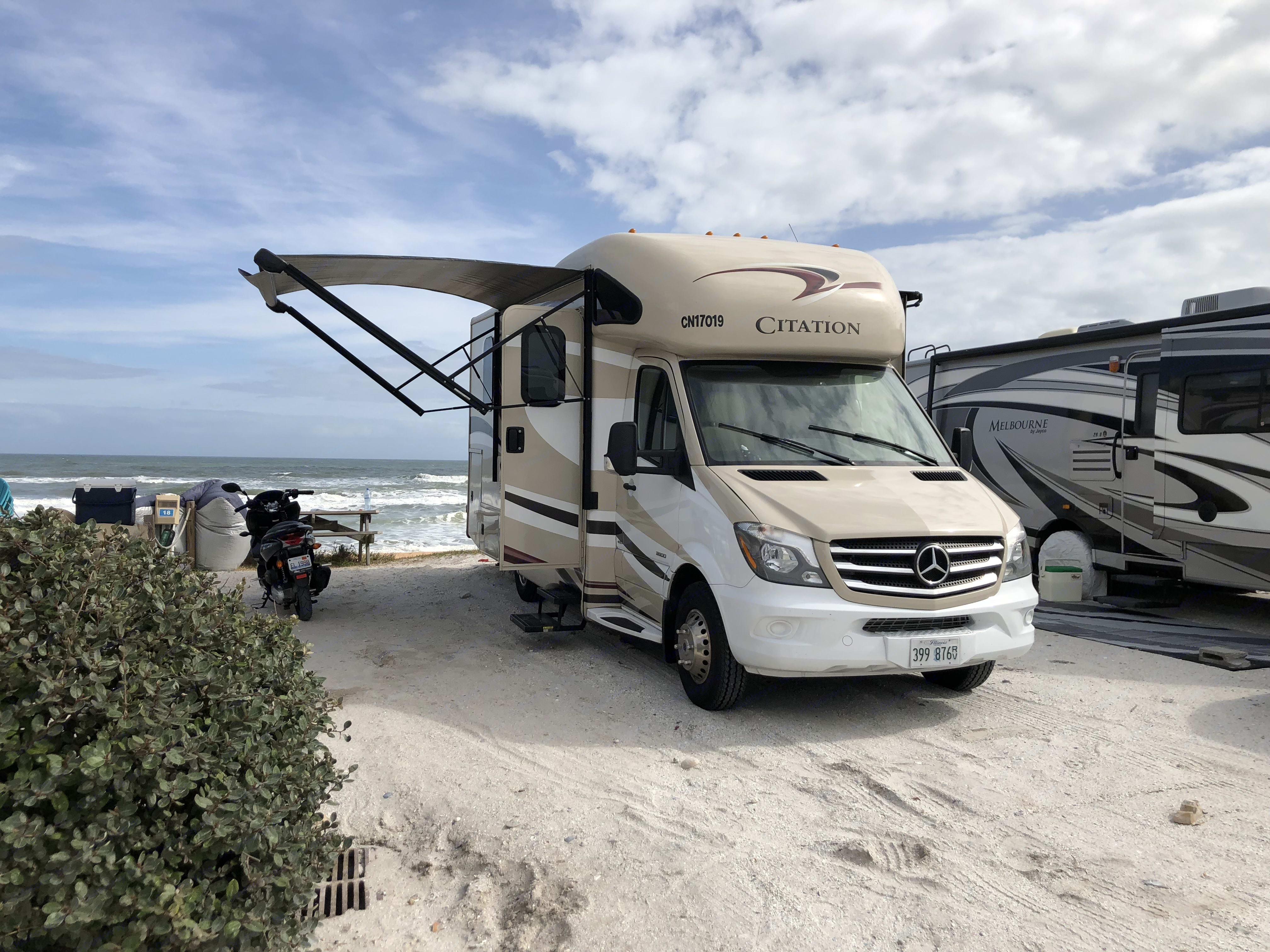 Thor Motor Coach Chateau Citation Sprinter 2017
