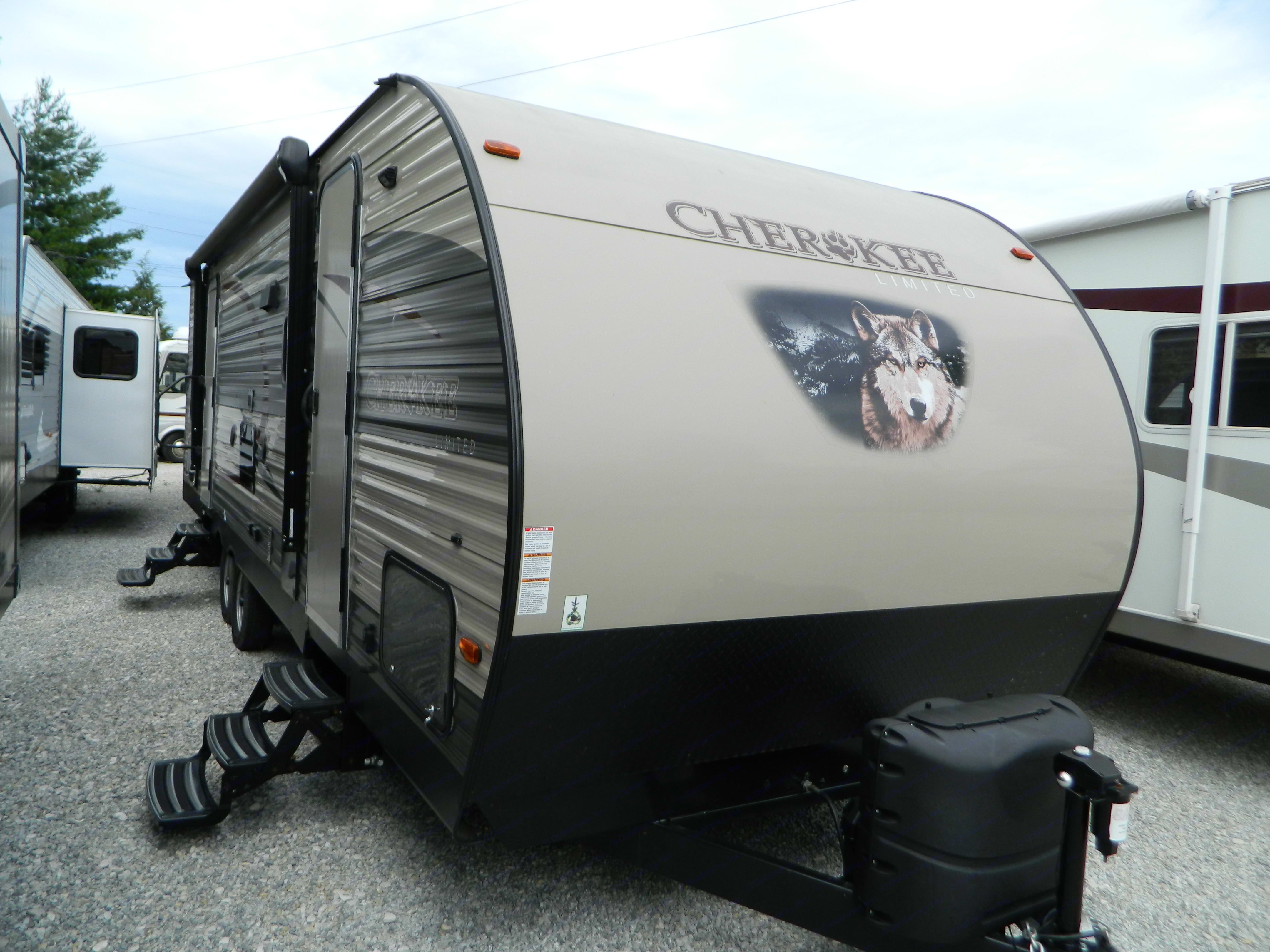 Forest River Cherokee 264CK 2016