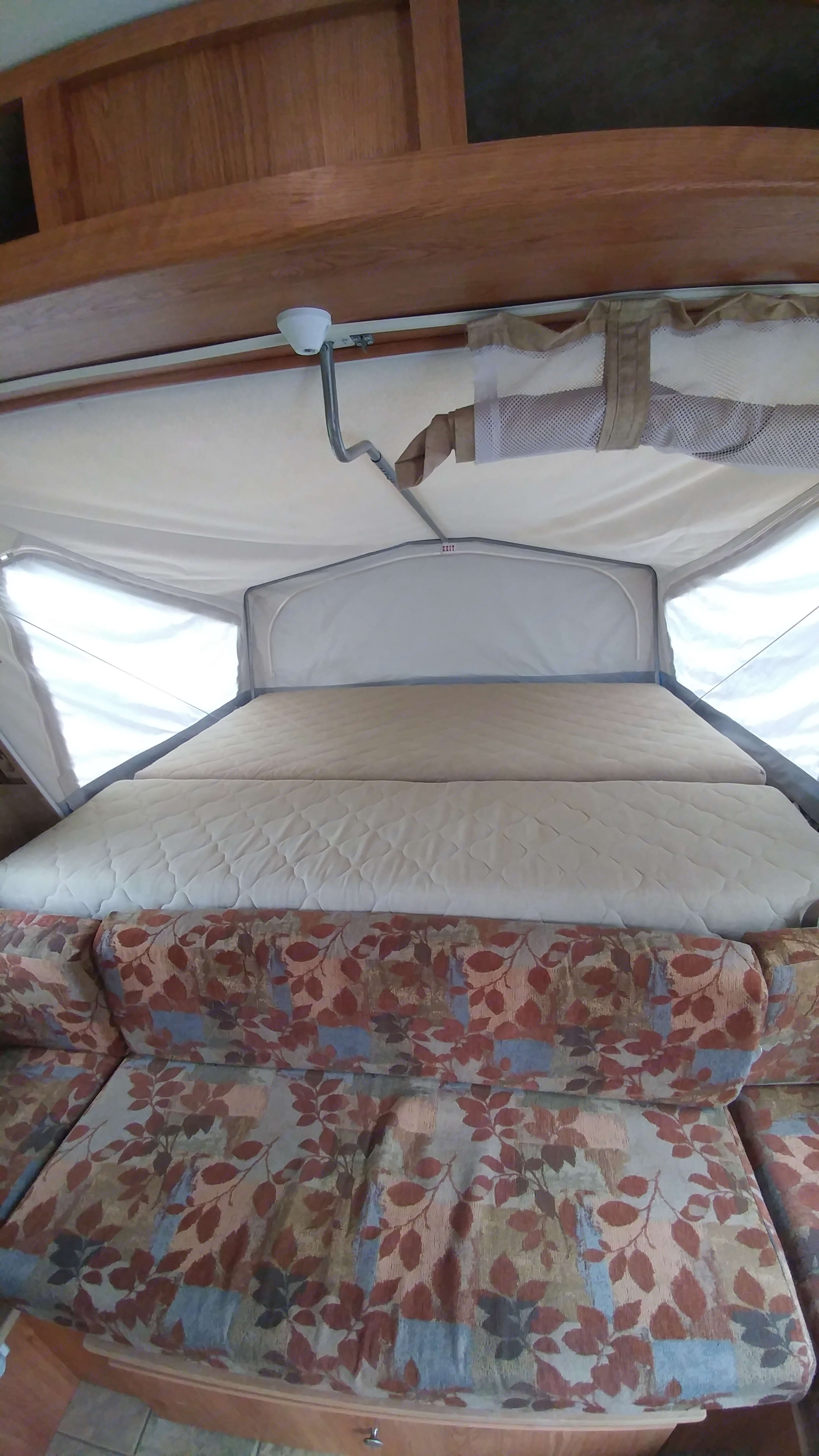 Clean sleeper tent.. Jayco Jay Feather Exp 2007