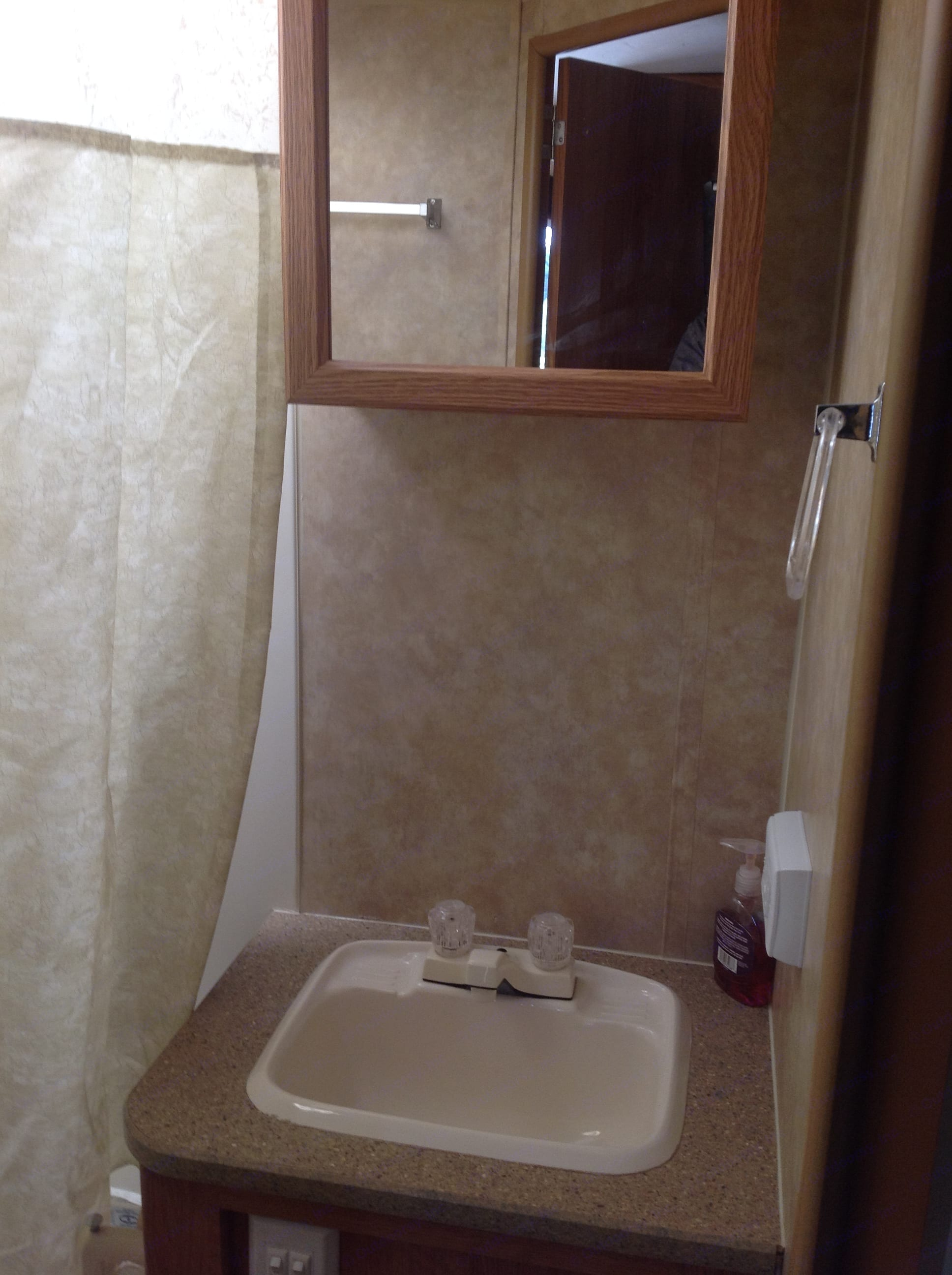The bathroom.. Jayco Jay Feather 2008
