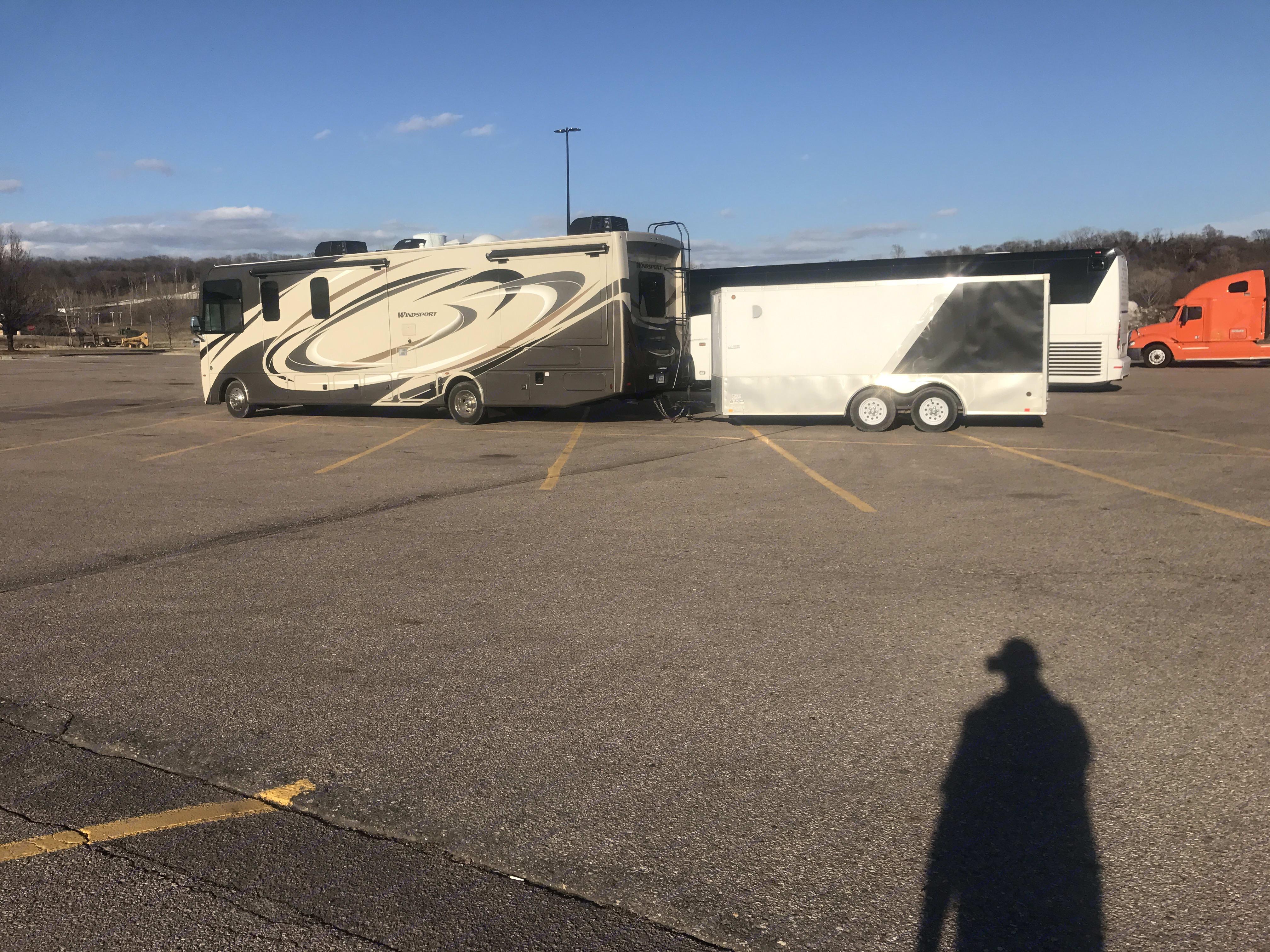 Thor Motor Coach Windsport 34p 2018