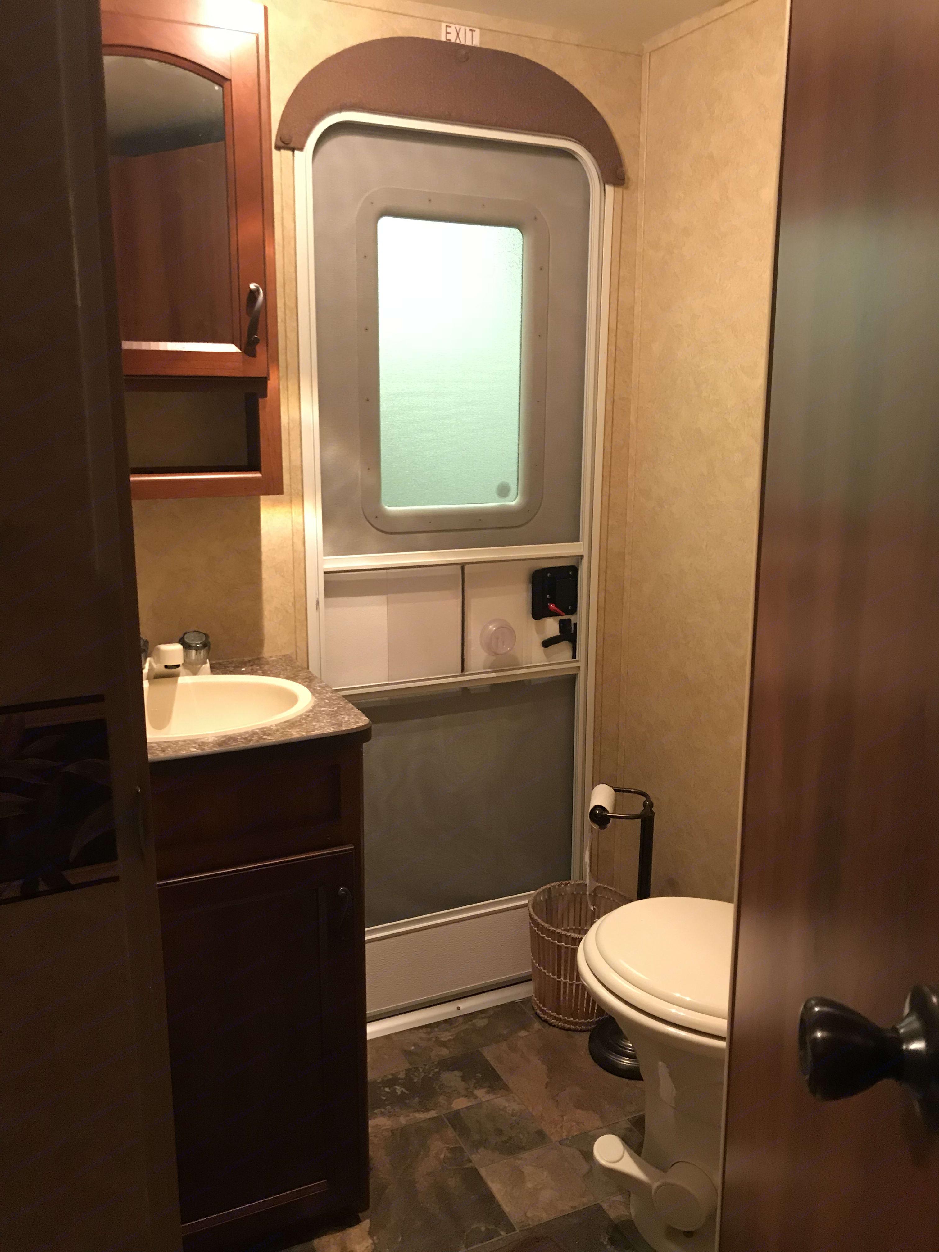 Bathroom . Prime Time Lacrosse 2012